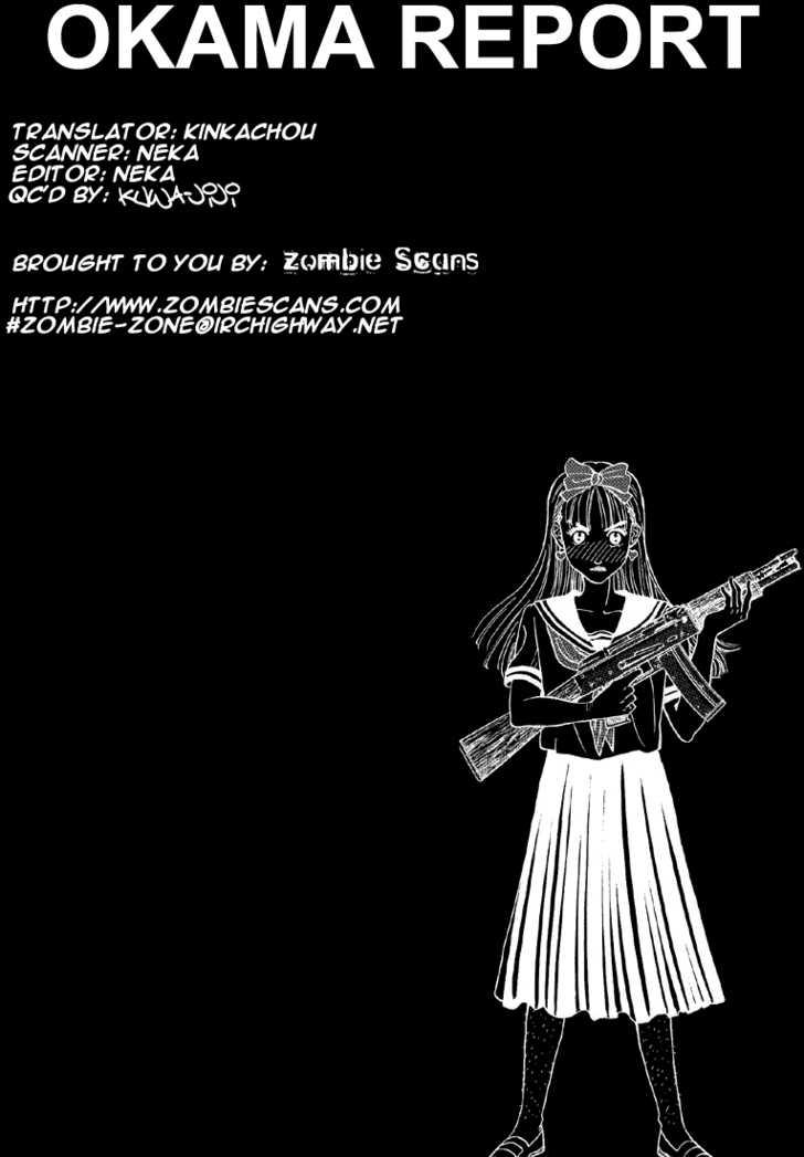Okama Report 14 Page 1