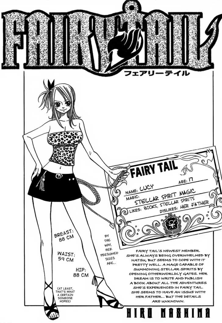 Fairy Tail 25 Page 1