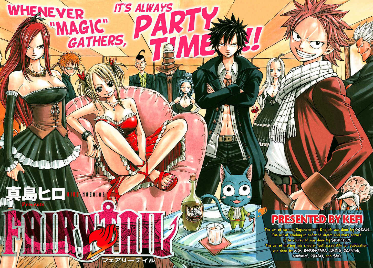 Fairy Tail 27 Page 3