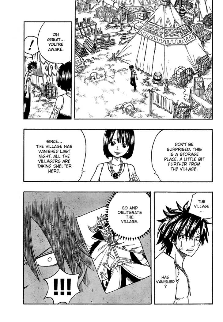 Fairy Tail 35 Page 3