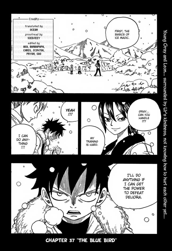 Fairy Tail 37 Page 2