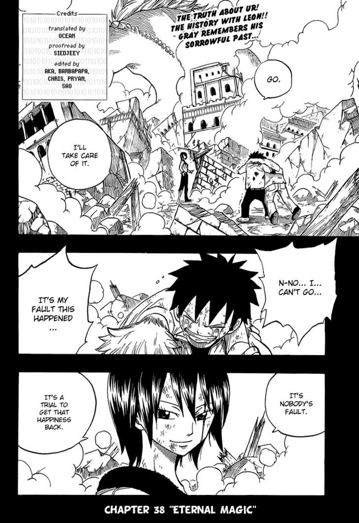 Fairy Tail 38 Page 2