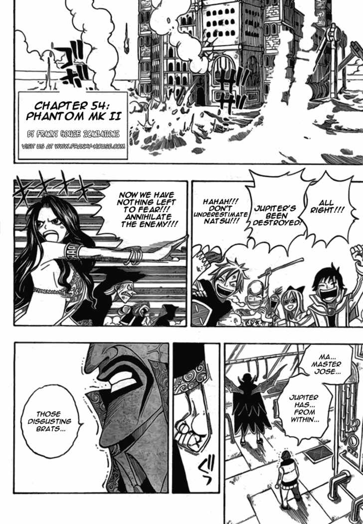 Fairy Tail 54 Page 2