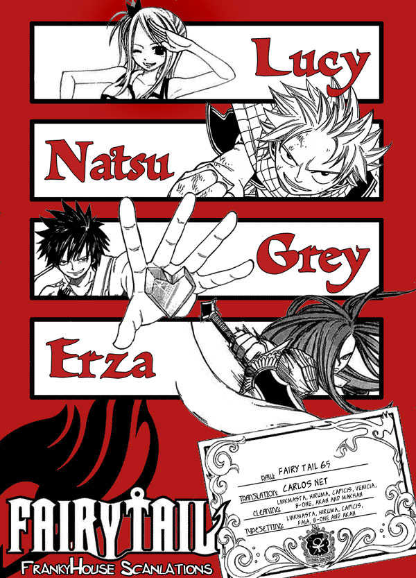 Fairy Tail 65 Page 1