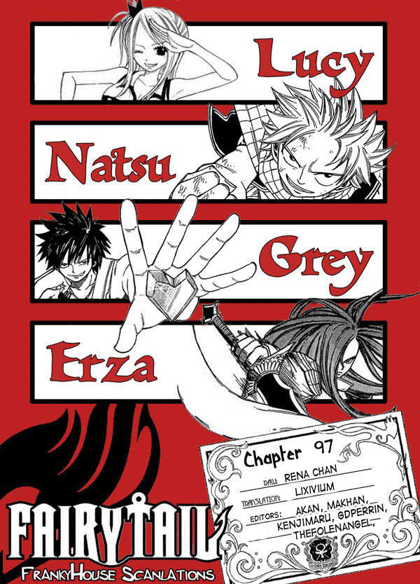 Fairy Tail 97 Page 1