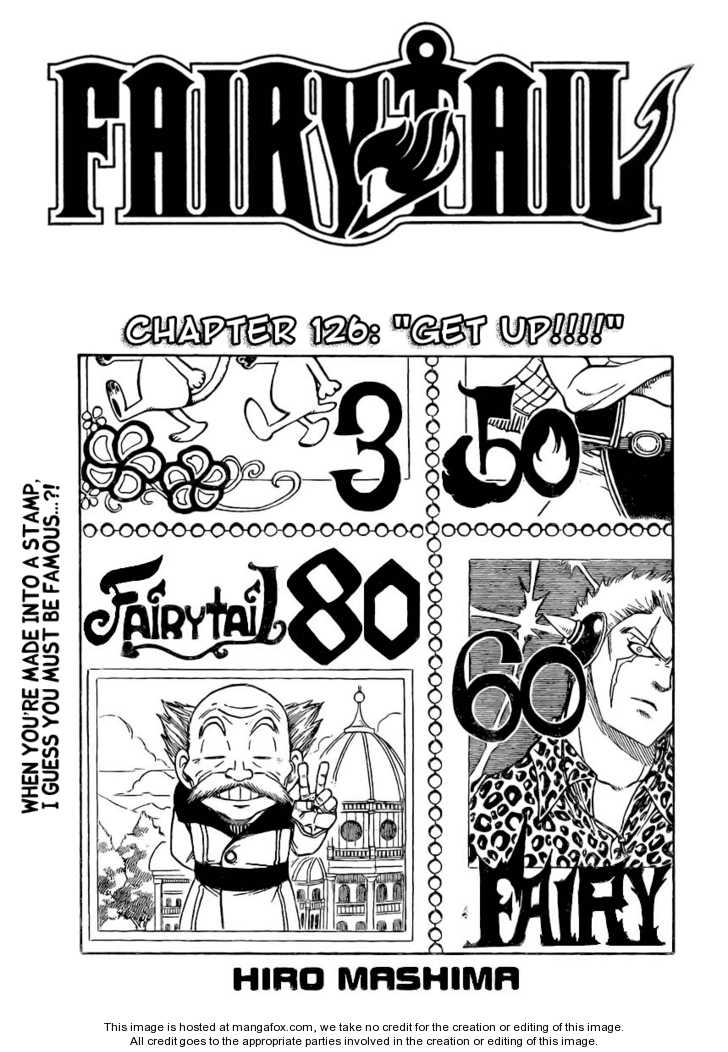Fairy Tail 126 Page 1
