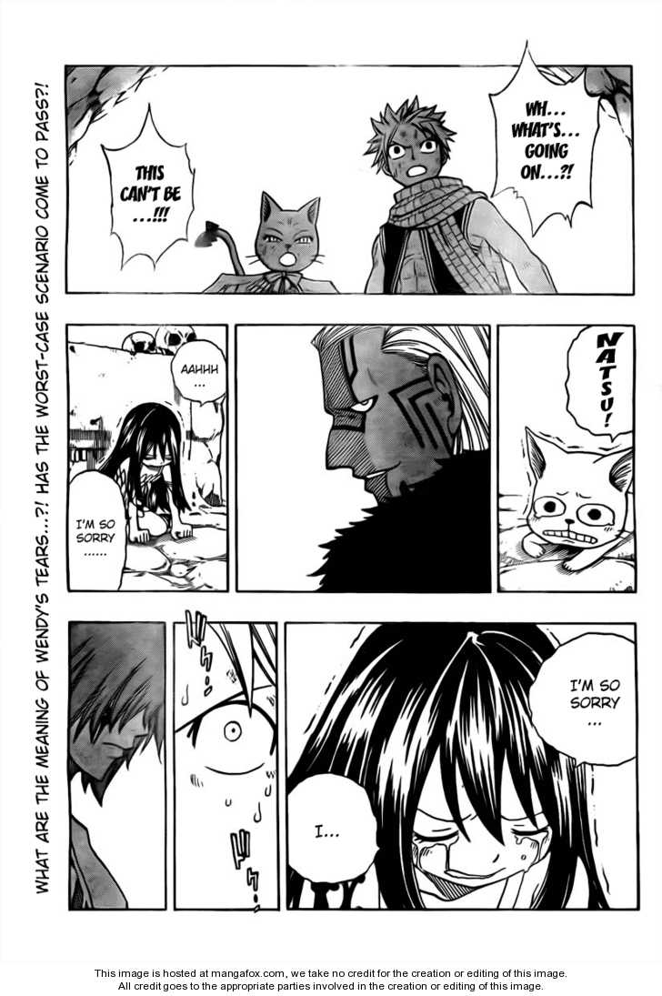 Fairy Tail 138 Page 3