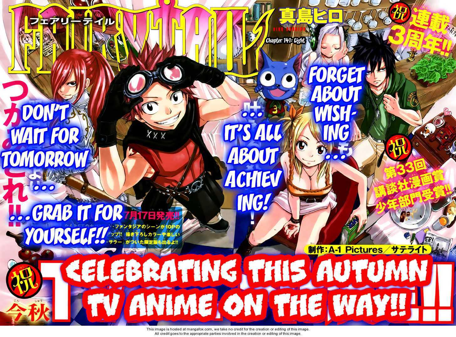 Fairy Tail 141 Page 2