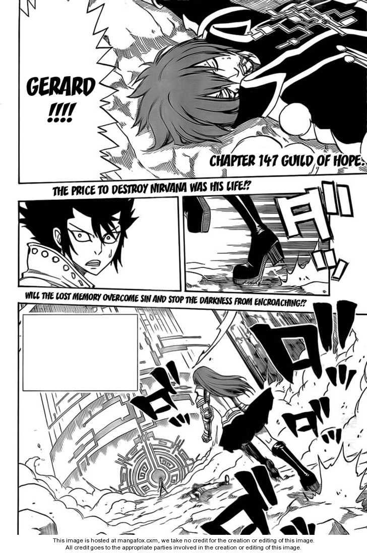 Fairy Tail 147 Page 2
