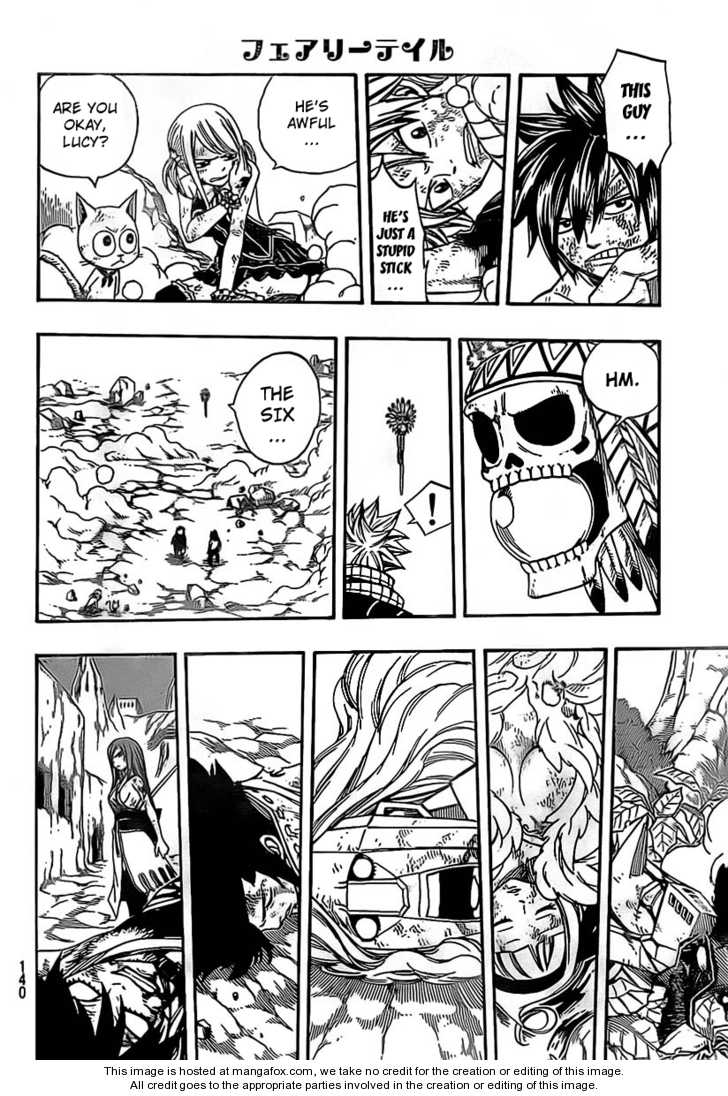 Fairy Tail 156 Page 4