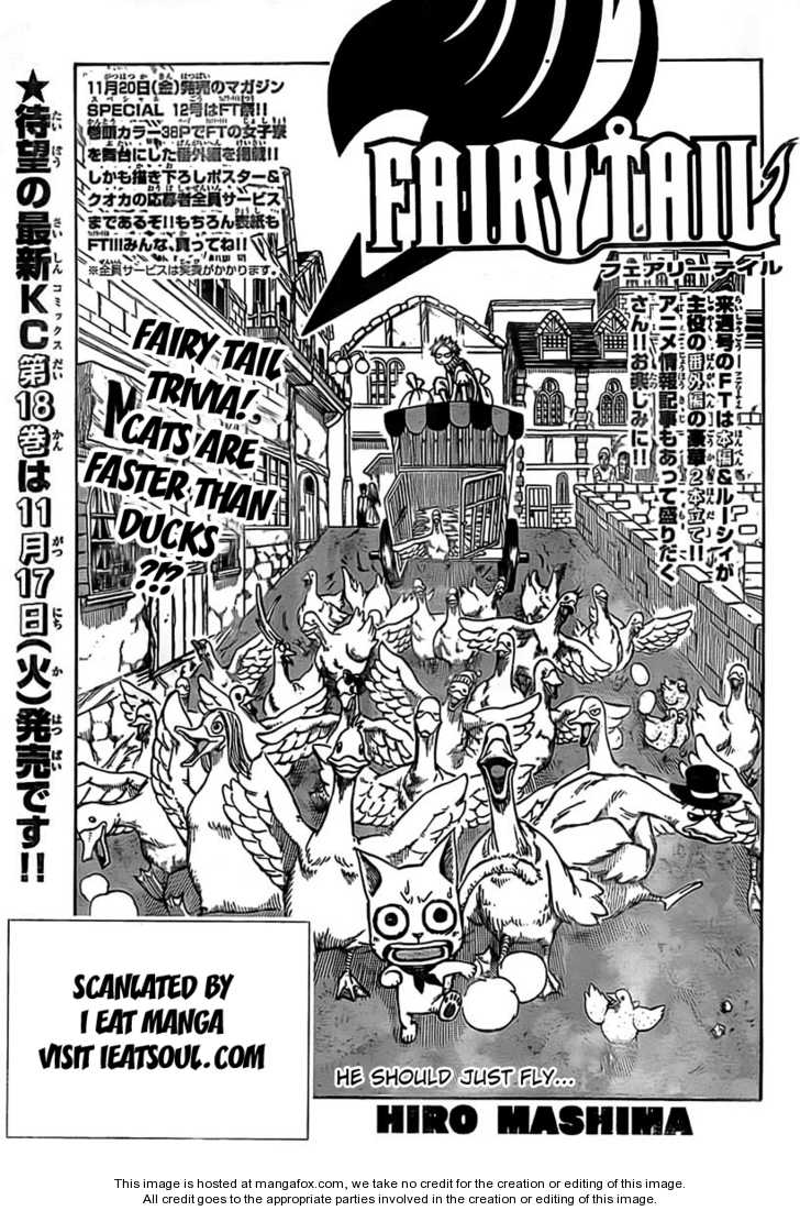 Fairy Tail 157 Page 1