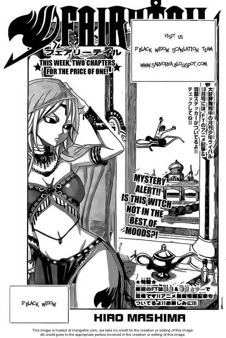 Fairy Tail 158 Page 1