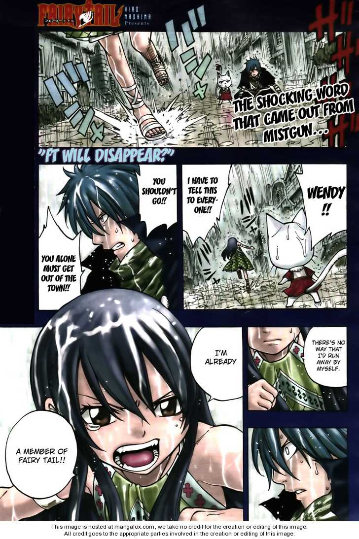 Fairy Tail 168 Page 2
