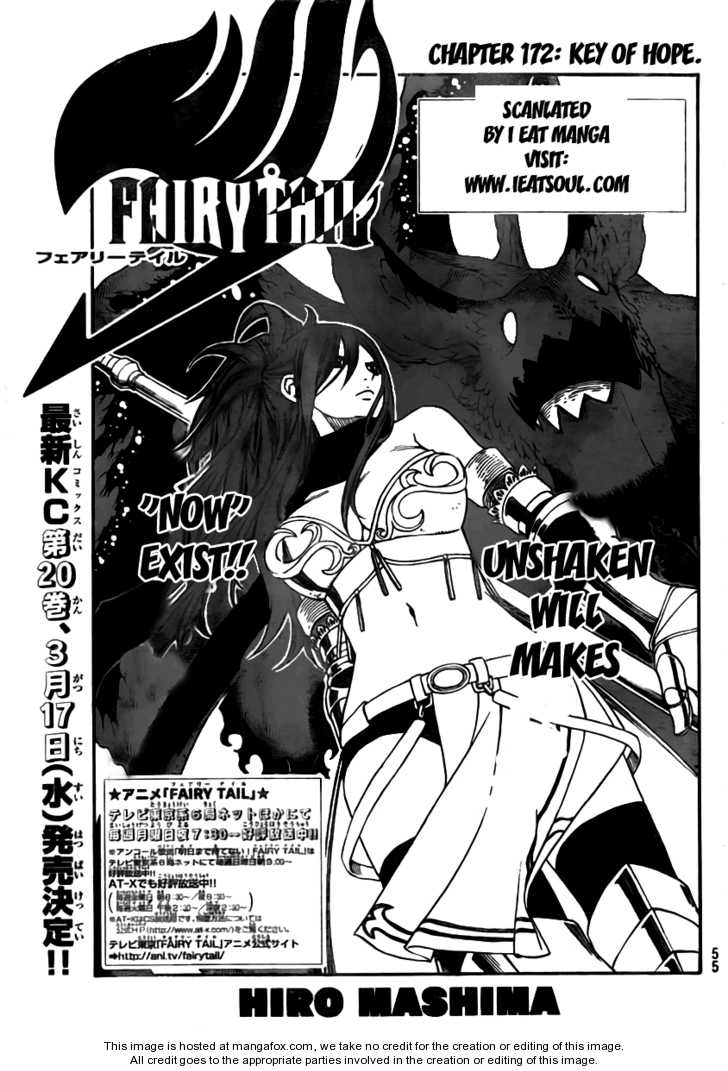 Fairy Tail 172 Page 1