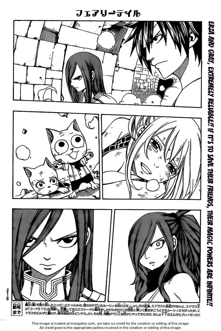 Fairy Tail 180 Page 2