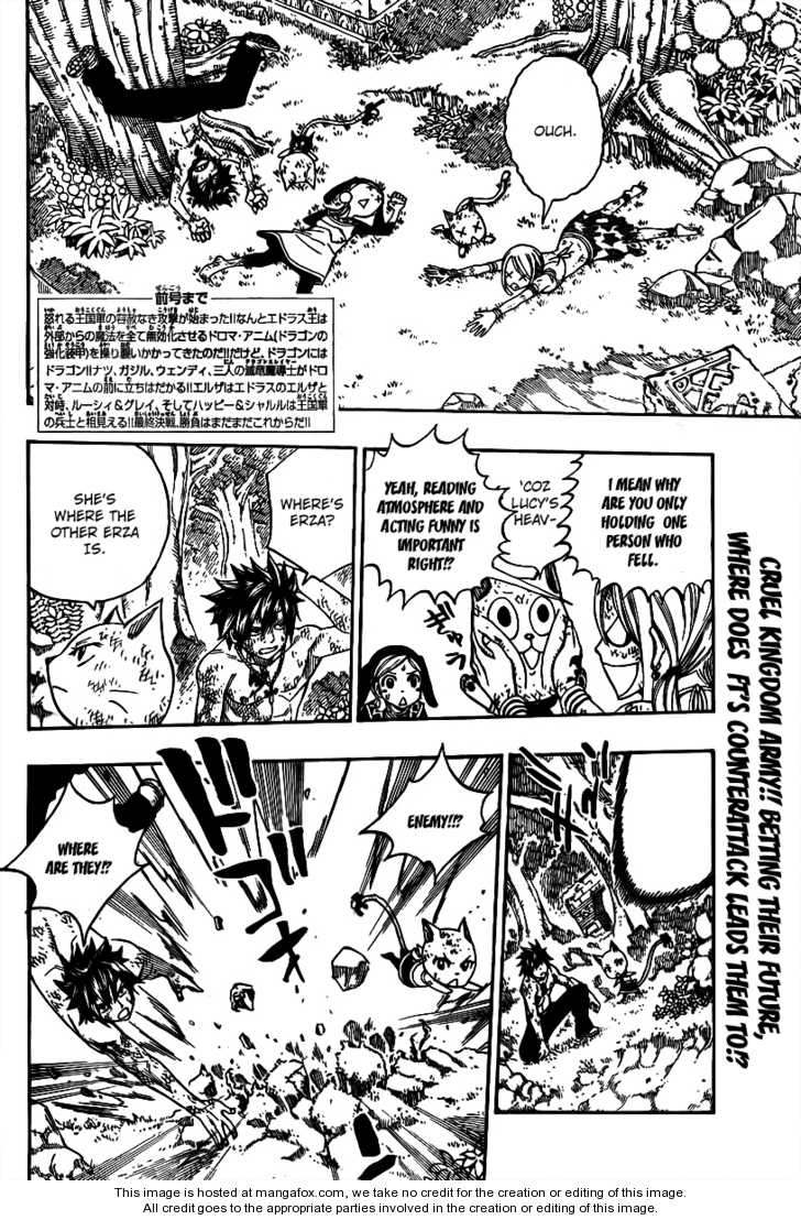 Fairy Tail 192 Page 2