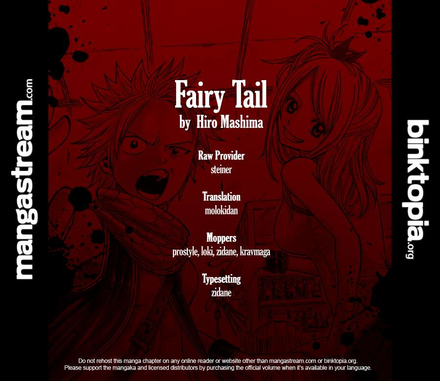 Fairy Tail 203 Page 2