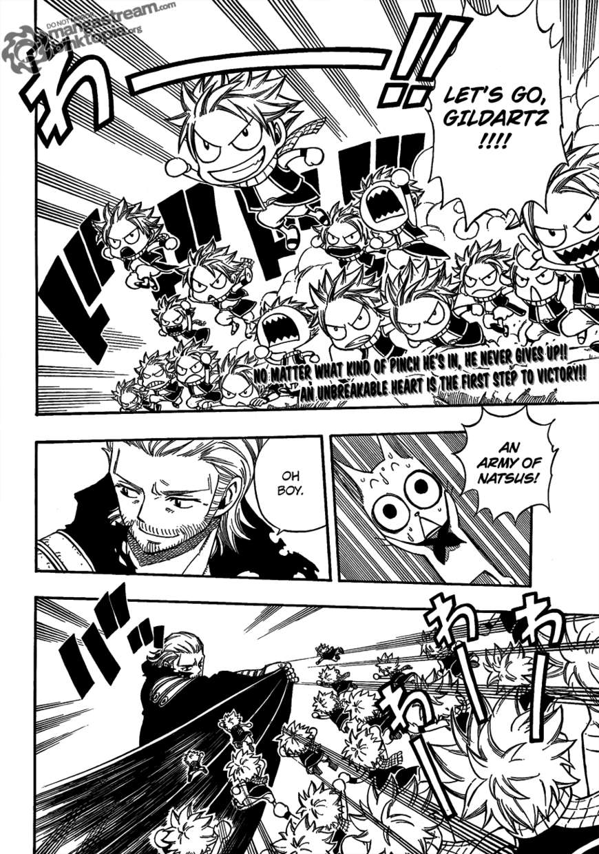 Fairy Tail 206 Page 3