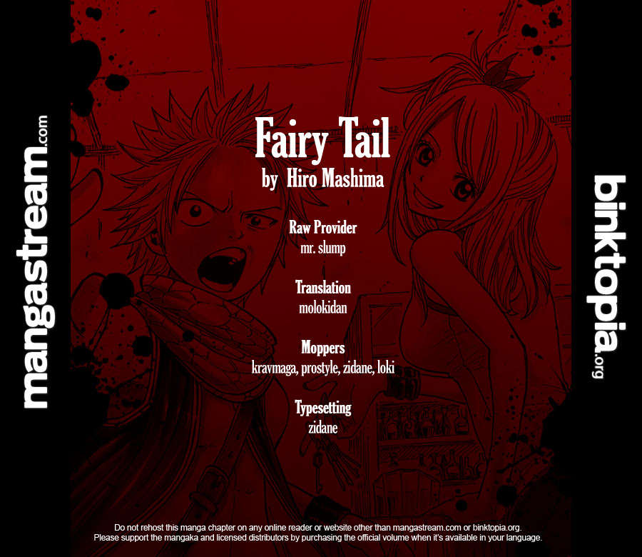 Fairy Tail 208 Page 2