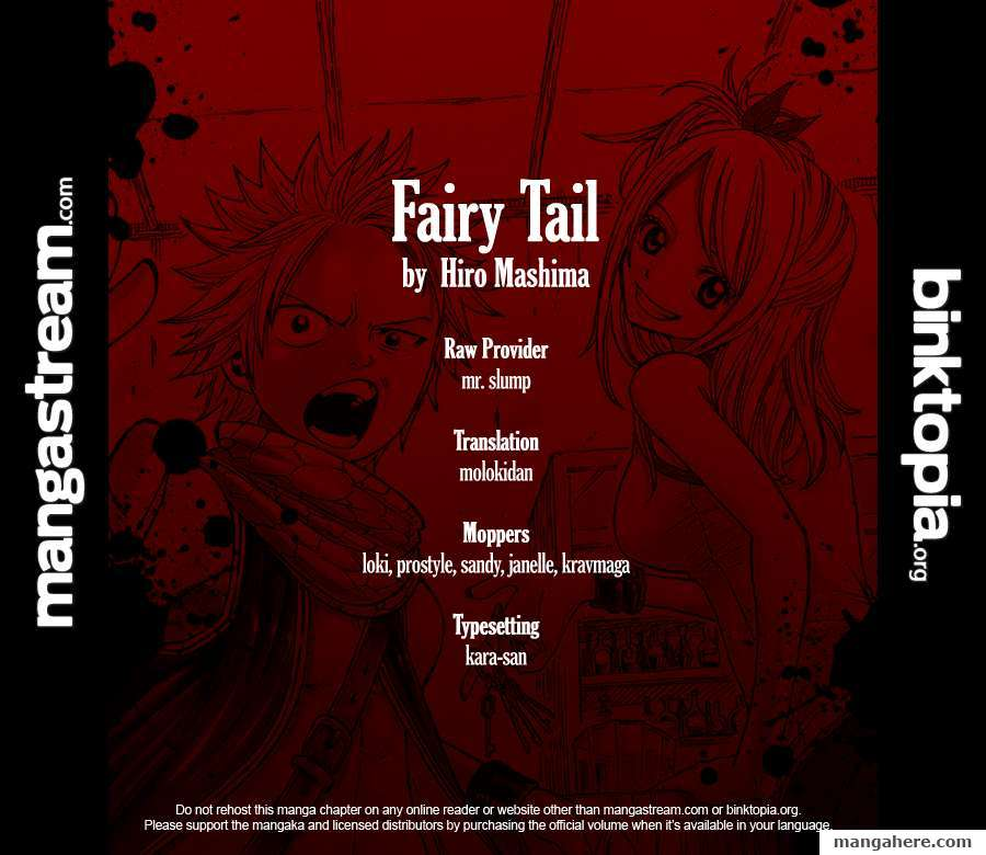 Fairy Tail 216 Page 2