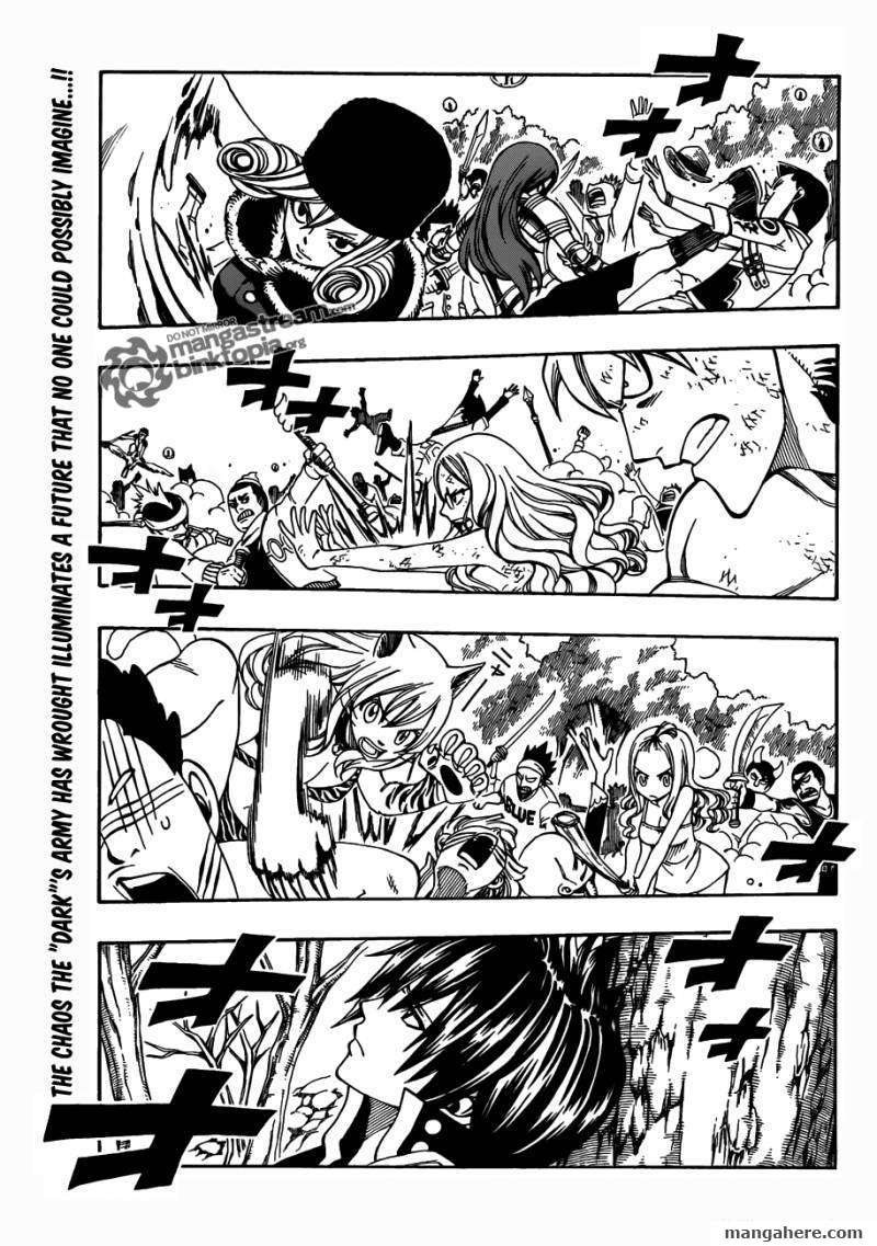 Fairy Tail 217 Page 3