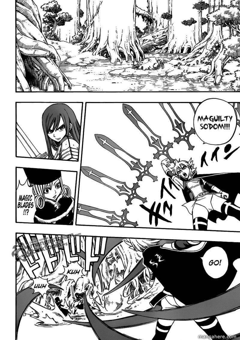 Fairy Tail 225 Page 4