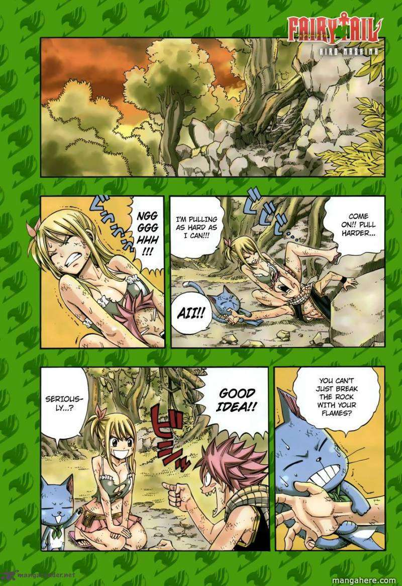 Fairy Tail 228 Page 2