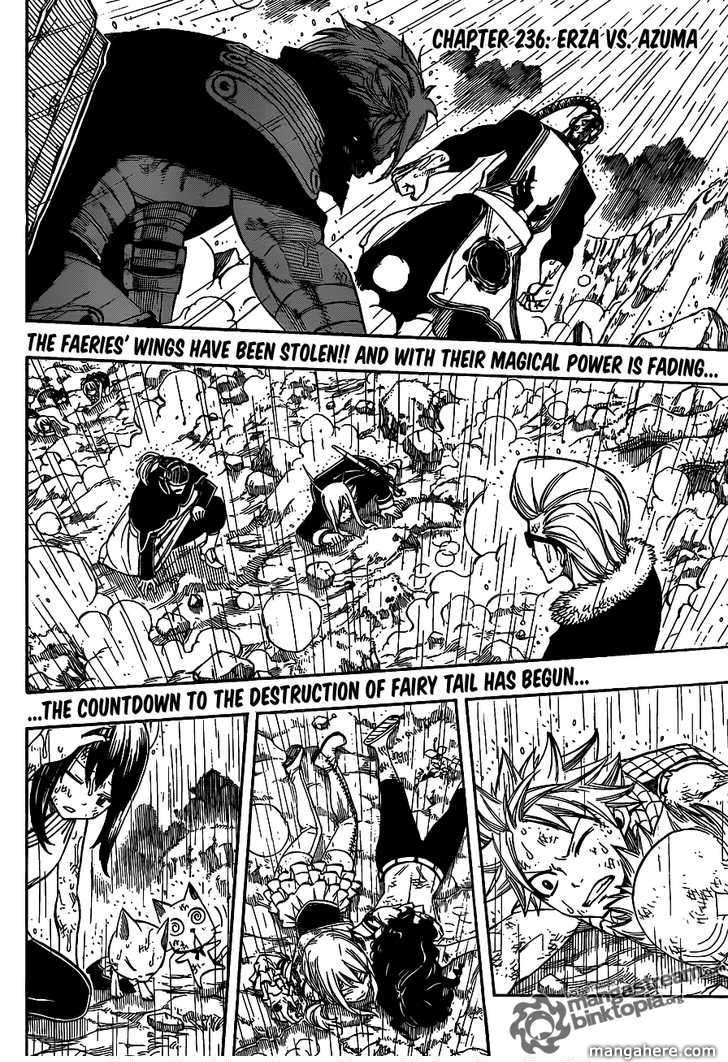 Fairy Tail 236 Page 3