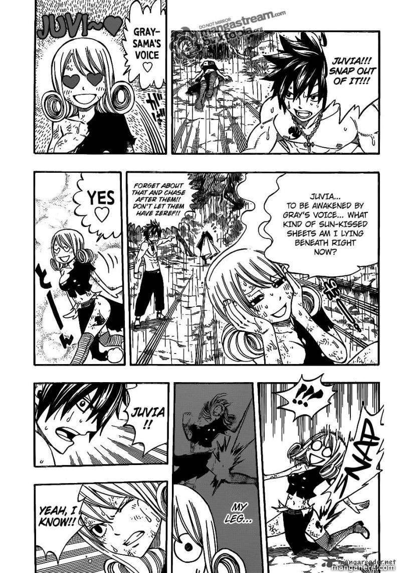 Fairy Tail 240 Page 3