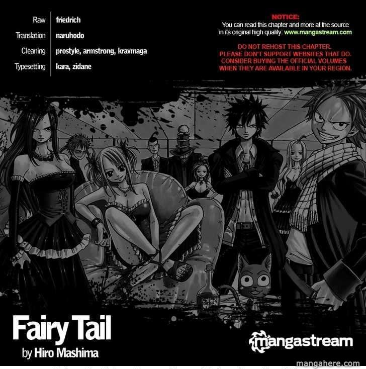 Fairy Tail 242 Page 2