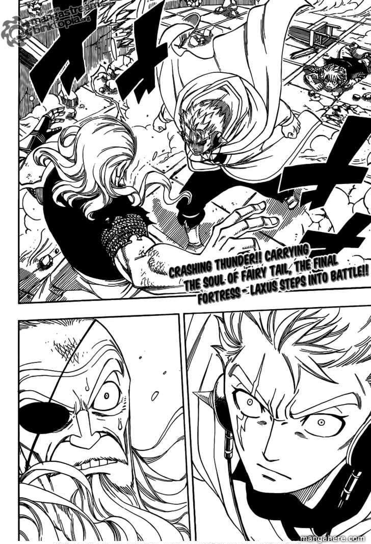Fairy Tail 245 Page 3