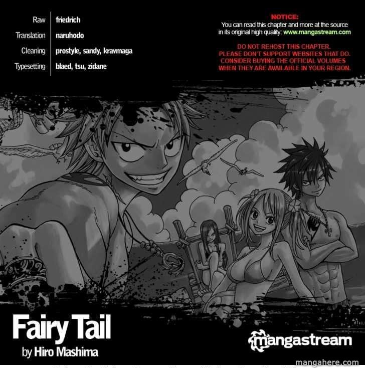 Fairy Tail 249 Page 2