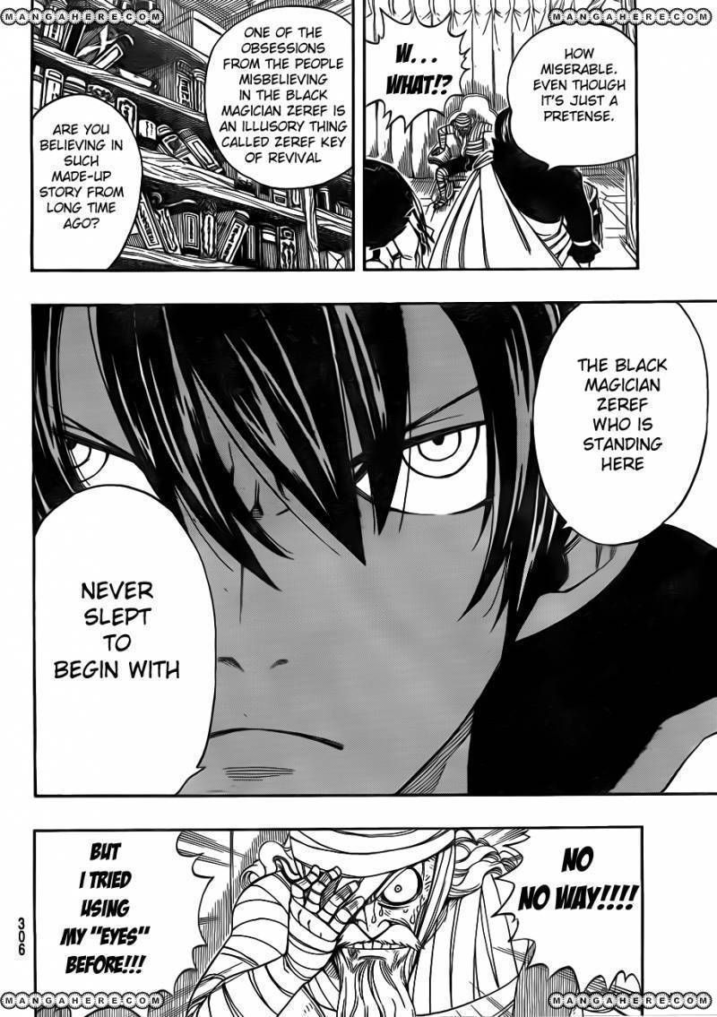Fairy Tail 250 Page 4