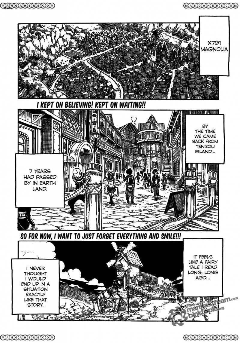 Fairy Tail 256 Page 2