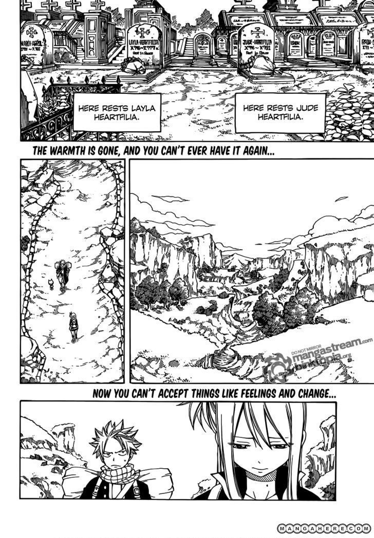 Fairy Tail 257 Page 3