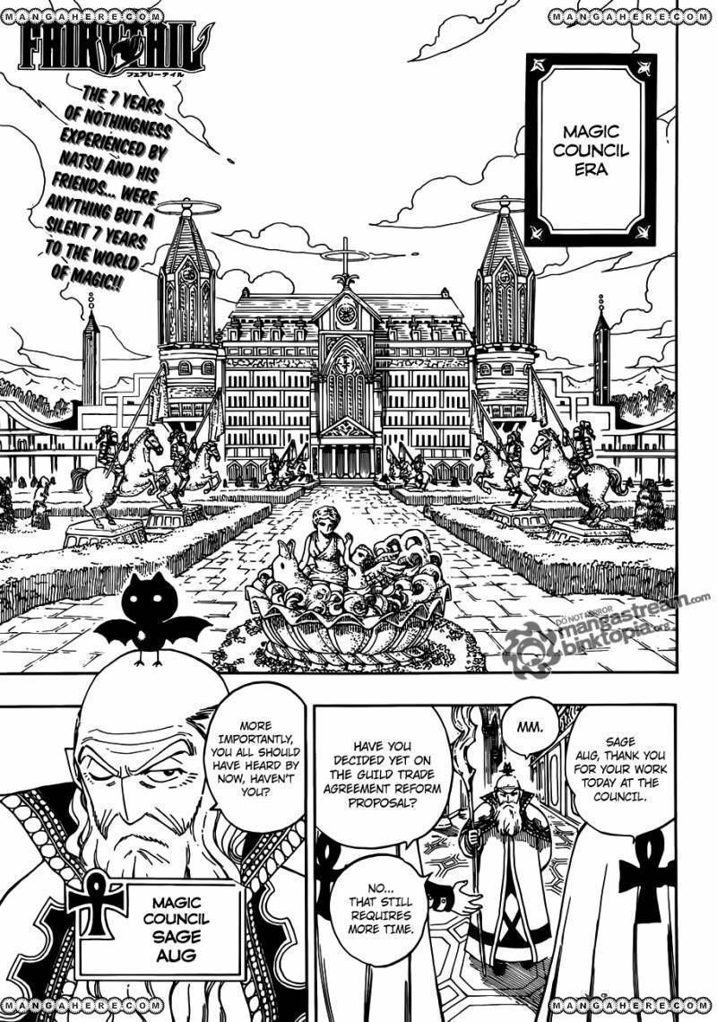 Fairy Tail 258 Page 3