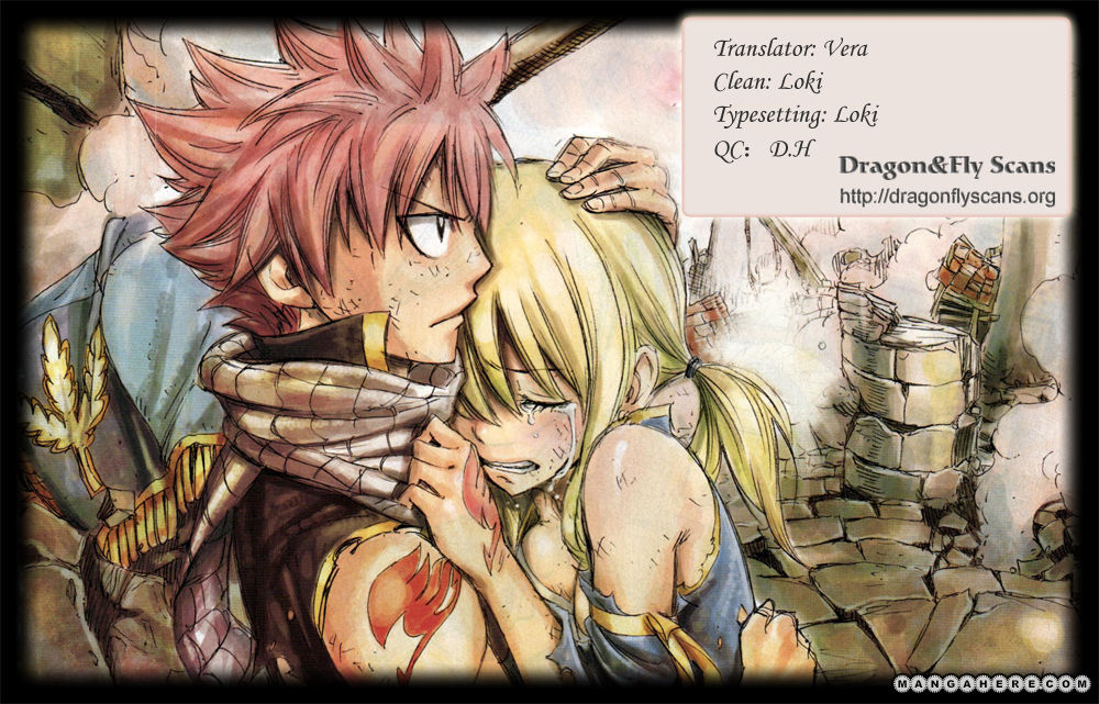 Fairy Tail 263 Page 1