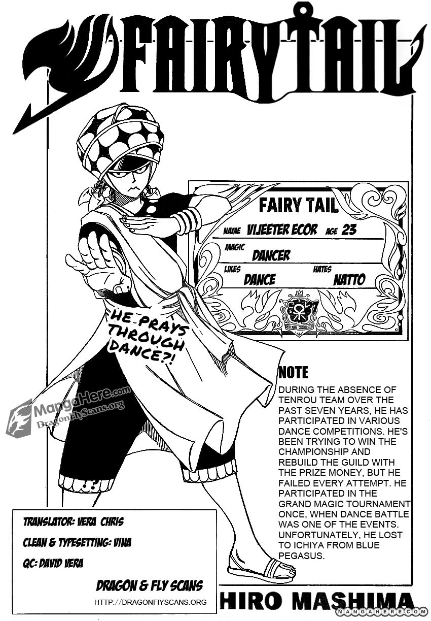 Fairy Tail 272 Page 2