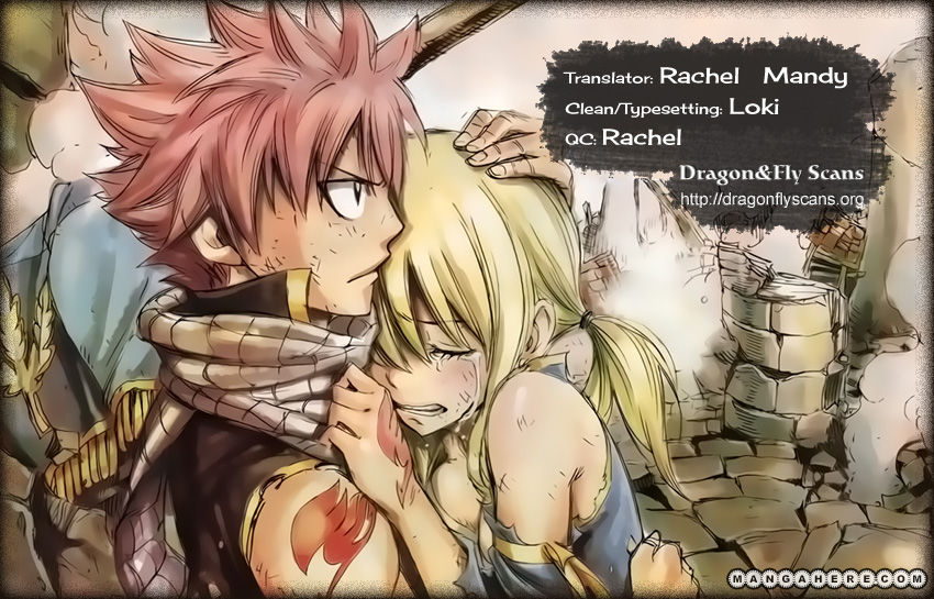 Fairy Tail 273 Page 1