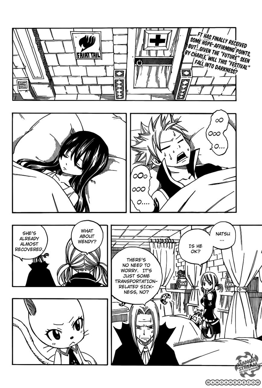 Fairy Tail 277 Page 3