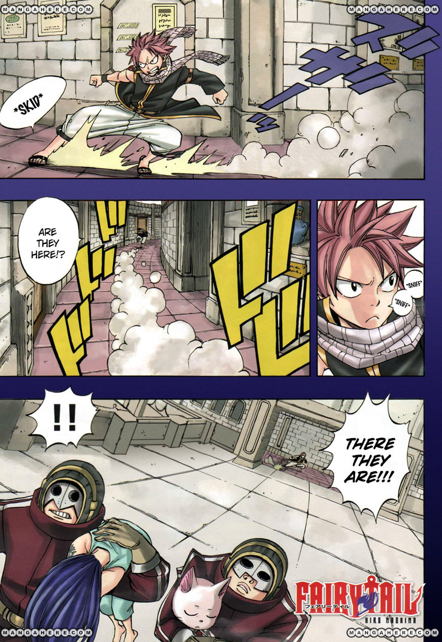 Fairy Tail 278 Page 2