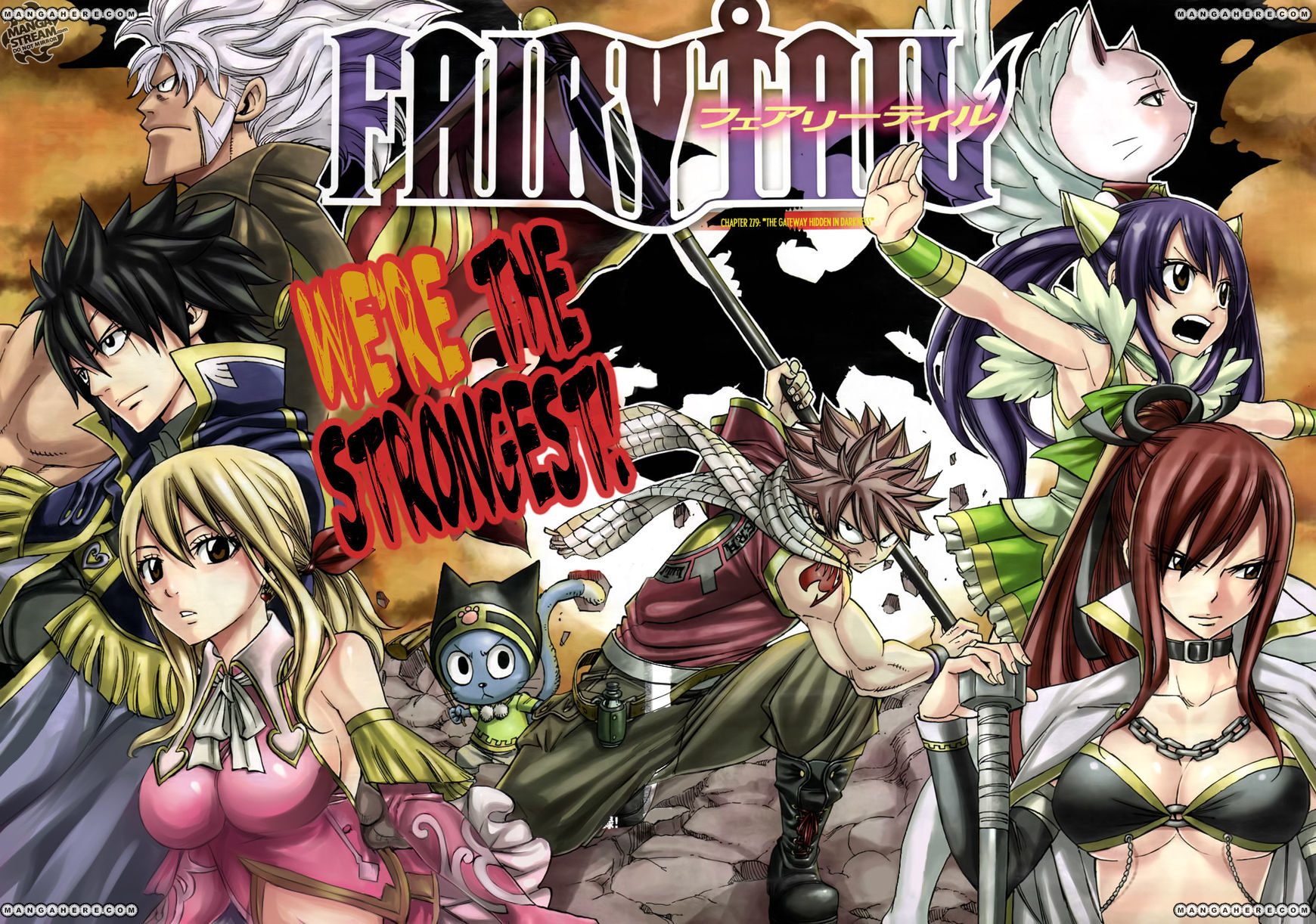 Fairy Tail 279 Page 3