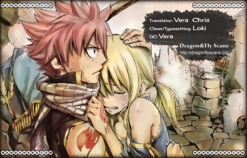 Fairy Tail 282 Page 1