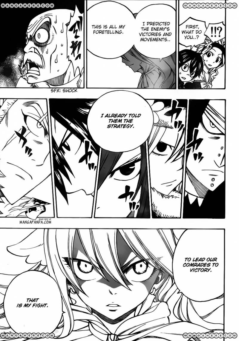 Fairy Tail 304 Page 18