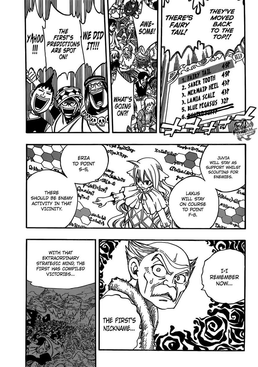 Fairy Tail 305 Page 12