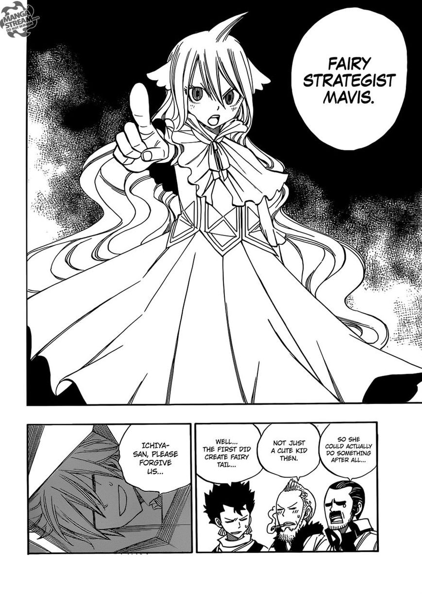 Fairy Tail 305 Page 13