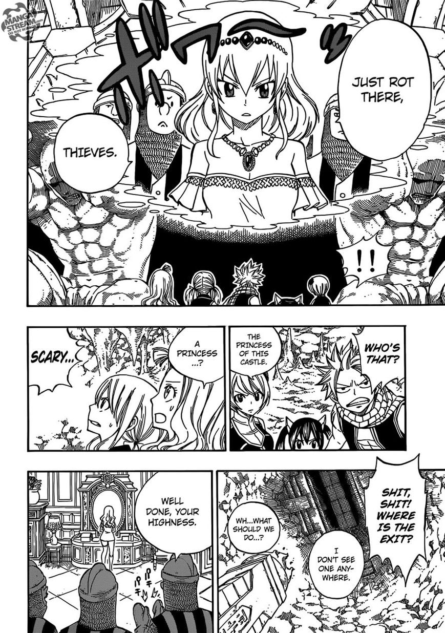 Fairy Tail 305 Page 21