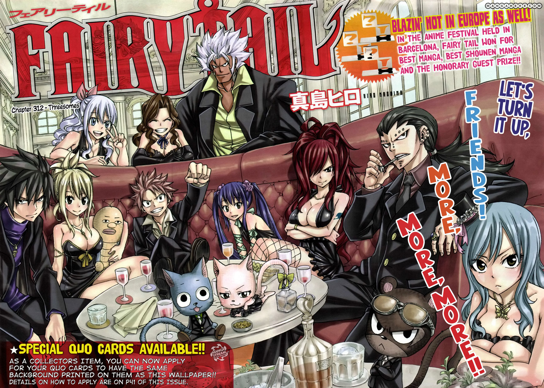 Fairy Tail 312 Page 2