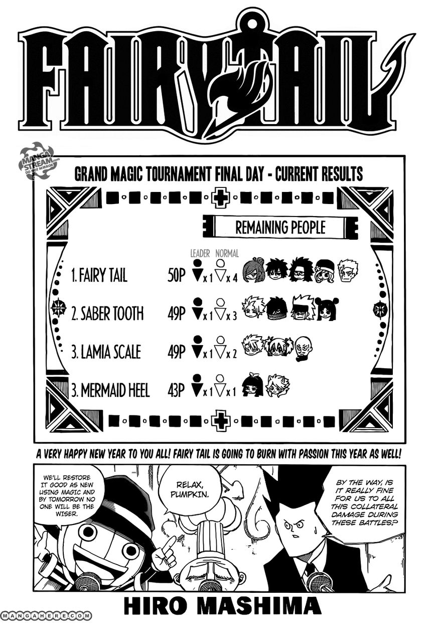 Fairy Tail 313 Page 1