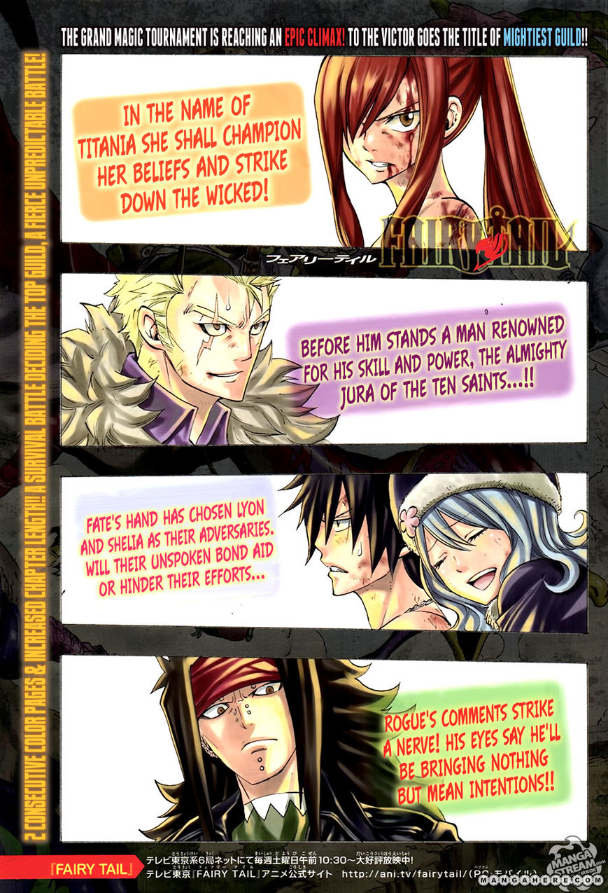 Fairy Tail 317 Page 1